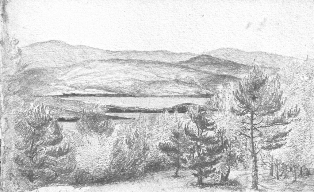 Bantry Bay Sketch