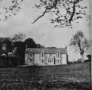 Ballylickey House a century later - 1910