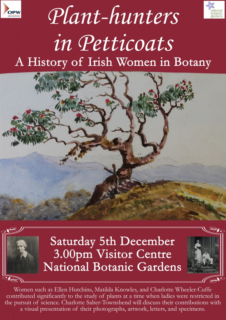 History of Irish Women in Botany talk 3 copy