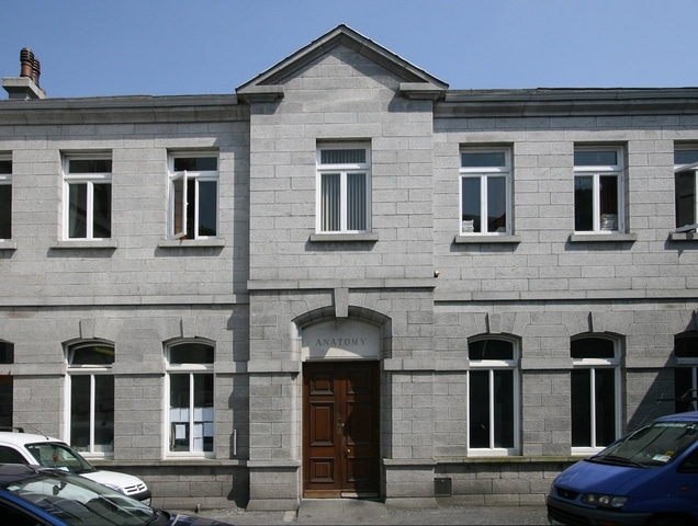 The Old Anatomy Building, Trinity College Dublin